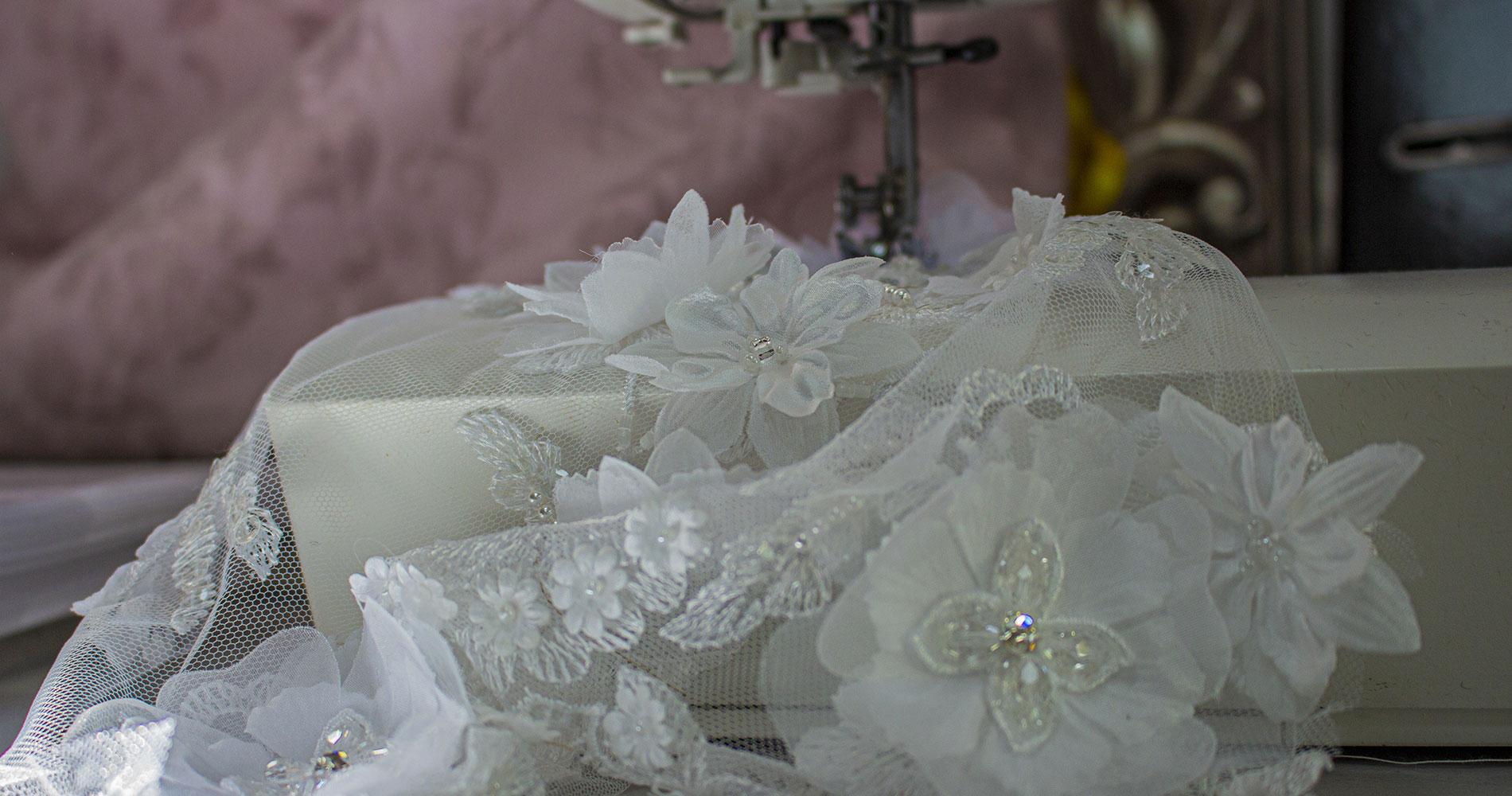 Robe de mariée sur mesure à Aix en Provence